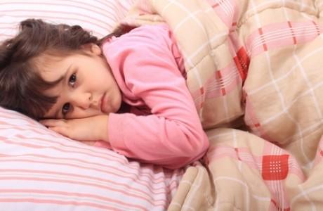 בעיות שינה אצל תינוקות וילדים